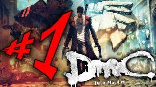 DmC : Devil May Cry - Detonado #1: Found e Home Thruths