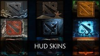 �������� ���� Dota 2 Hud Skins (Preview) ������