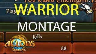 Warrior PvP Montage - Allods Online (88 kills bg)