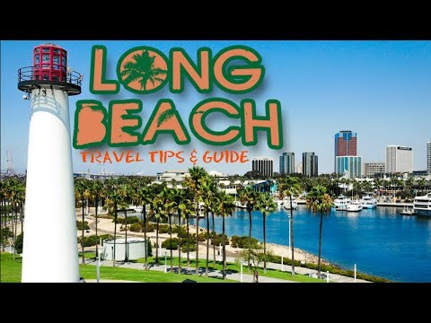 Tour of the LBC! Best places to visit! Long Beach, California