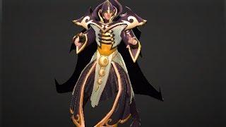Dota 2 Invoker - The Magus Magnus set preview