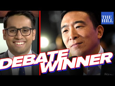 Saagar Enjeti: No question, Andrew Yang won the 4th debate