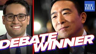 Saagar Enjeti: No question, Andrew Yang won the 4th debate