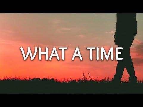 download Julia Michaels ‒ What A Time (Lyrics) ft. Niall Horan