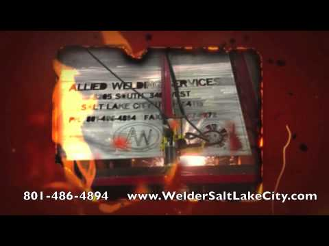 Welding Salt Lake City - Salt Lake City Welding