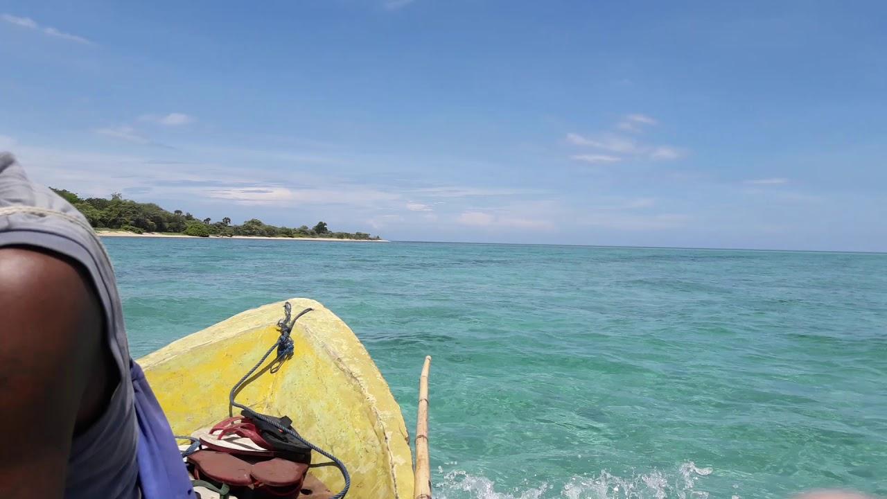 Menuju Pasir Timbul Meko | Sumber: YouTube