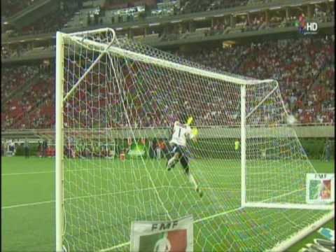 Guadalajara 2-3 Monterrey Gol de Walter Ayovi [Torneo Clausura 2011 Jornada 17]