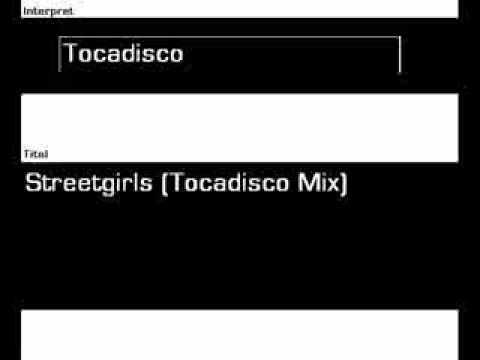 Клип Tocadisco - Streetgirls