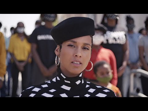 Alicia Keys - Lift Every Voice And Sing