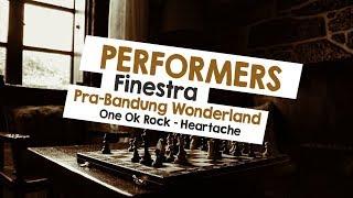 Finestra    Heartache (One Ok Rock)
