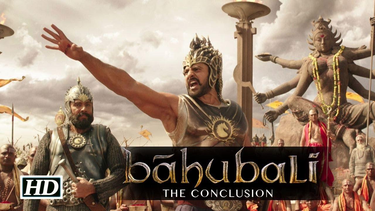 Bahubali 2 The Conclusion Movie 2017 Trailer Prabhas Tamannaah
