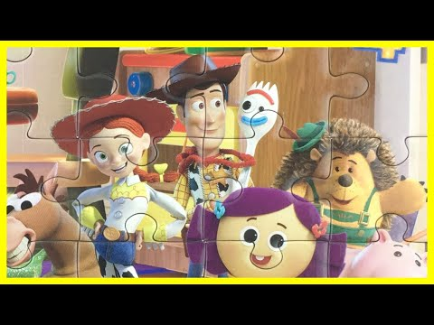 toy-story-4-puzzle-for-kids-woody,-buzz-lightyear,-forky,-mr.-pricklepants,-dolly,-rex-トイ・ストーリー4-パズル