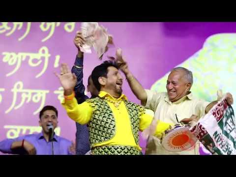 Original Mela Baba Murad Shah Ji 02-05-2018 Live Performance By   GURDAS MAAN  7