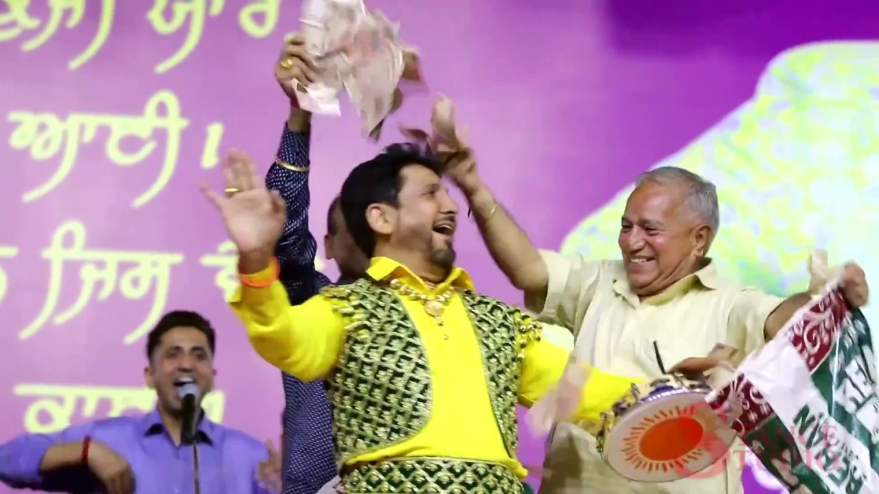 Download Original Mela Baba Murad Shah Ji 02-05-2018 Live Performance By   GURDAS MAAN  7
