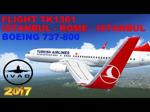 [FSX:SE] LIVE STREAM | FLIGHT FLOG #38 | FLIGHT TK1361 | IST