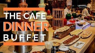 Most expensive buffet! - The Cafe, Hyatt  - Ochi Bernads