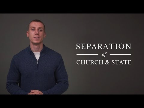 """The Truth About """"Separation of Church and State"""""""