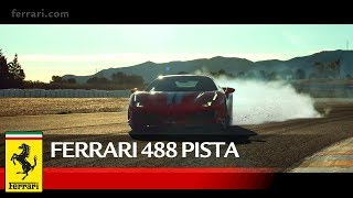 Ferrari 488 Pista - Official Video thumbnail