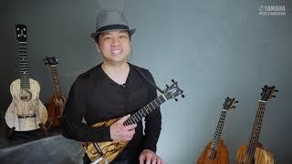 Online ukulele lessons with 6-time GRAMMY winner Daniel Ho - Musician's Creativity Lab