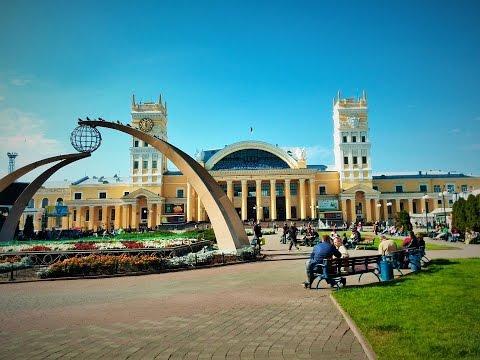 Ukrainian cities: Kharkiv VLOG
