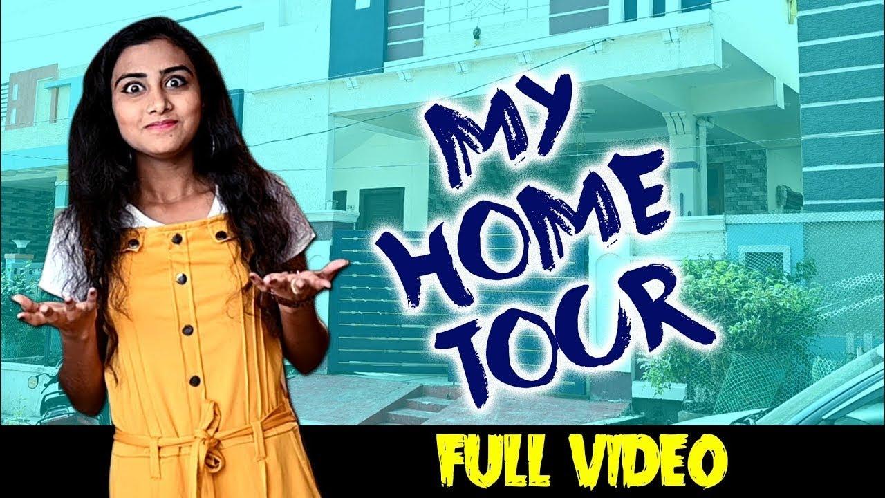 Download My Home Tour Full Video | Premalatha Chinnu|