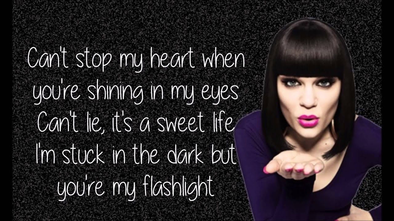 Flashlight Lyrics - #GolfClub