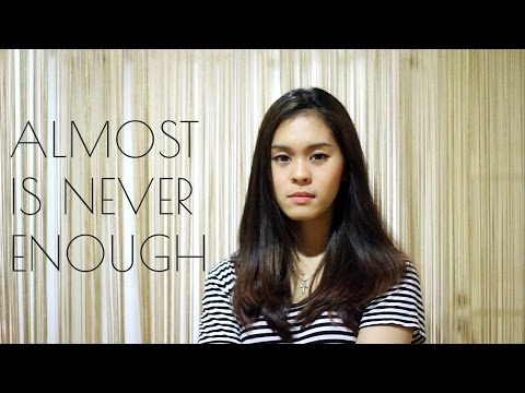 Ariana Grande - Almost Is Never Enough (Clara Acoustic Cover)