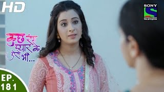 Kuch Rang Pyar Ke Aise Bhi - कुछ रंग प्यार के ऐसे भी - Episode 181 - 8th November, 2016