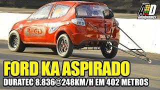 Baixar Ford KA Aspirado Duratec 0 a 248 km/h em 8 segundos!