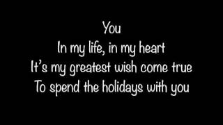 Jim Brickman ft Jane Krakowski - You (Holiday Version) w/lyrics
