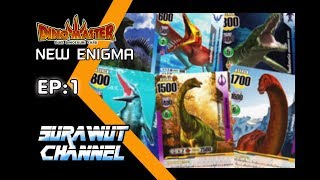 Preview DINOMASTER New Enigma (EP. 1) By X