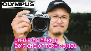 Olympus OM-D E-M5 Mark II End of Term Grading - RED35 Review