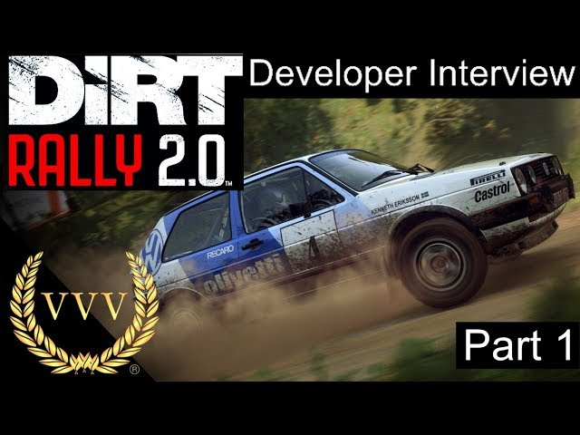 Dirt Rally 2.0 Preview Part 1: Developer Interview & Gameplay