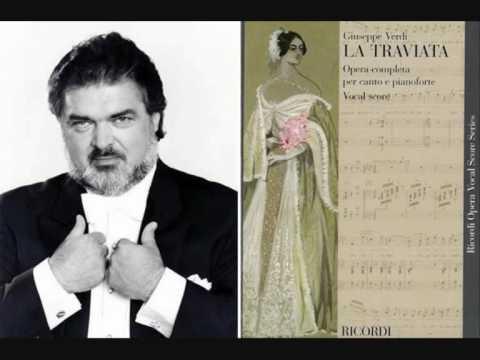 Peter Dvorsky. La Traviata. G. Verdi.