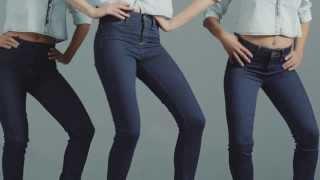 vuclip Wonder Woman Gal Gadot Twerking - Jeanius Jeans Ad 2014