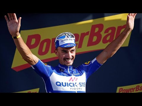 Alaphilippe vence 10.ª etapa do Tour