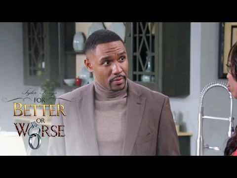 Richard Proves He Knows Jennifer Best | Tyler Perry's For Better Or Worse | OWN