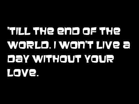 Day Without Your Love - Jake Miller Lyrics