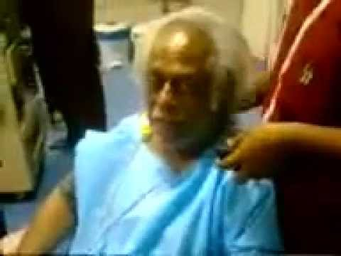 MSV Singing his Last Song in Hospital