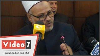 """نائب رئيس جامعة الأزهر:""""الجماعات الإرهابية تجتزئ نصوص من سياقها لتبرير أفعالها"""""""