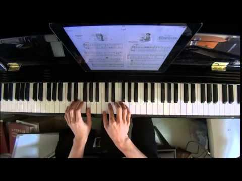 Alfred's Premier Piano Course Lesson 1B No.13 Pop Corn (P.20)