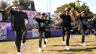 Royal School of Udalguri || Dance Performance || At Bodoland People's Rally in Udalguri 12/02/2019
