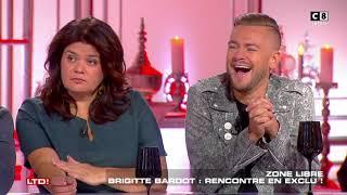 Brigitte bardot émission Les Terriens de Thierry Ardisson le 17 09 2017