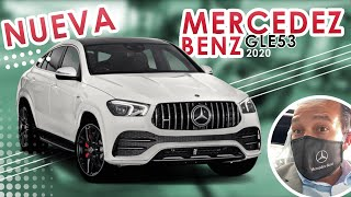 CONOCE LA NUEVA MERCEDEZ BENZ GLE53 AMG 2020 | Yasser Gonzalez