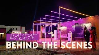 2021 RAKFAF Behind The Scenes