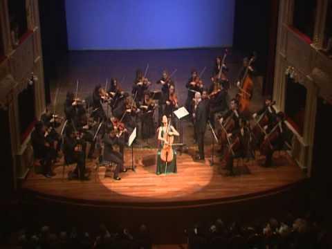 Haydn, Cello Concerto in C Major (y III). OCIM. Natalie Clein.