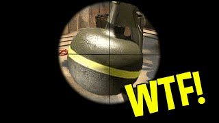 One of AzzyTheMLGPro's most viewed videos: CS:GO FUNNY MOMENTS - THE UNLUCKIEST CSGO PLAYER EVER