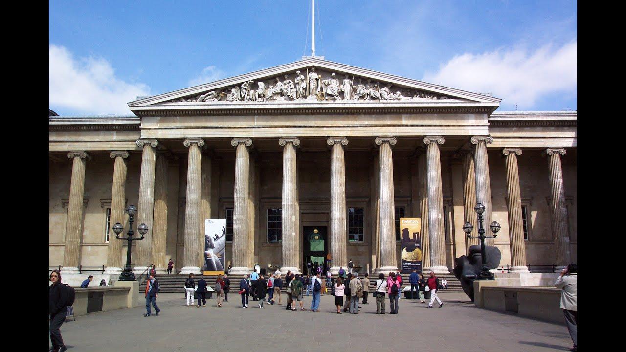 London British Museum Tour Travel Video Destinations 2015