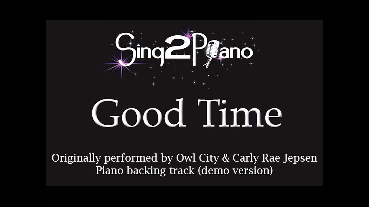 Owl city good time acoustic mp3 download | Owl City (ft  Carly Rae