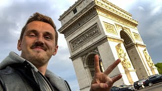 A 24 HOUR ADVENTURE IN PARIS!